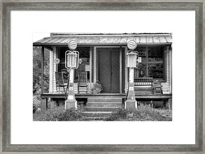 The Price Was Right Framed Print by JC Findley