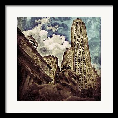 Art Framed Prints