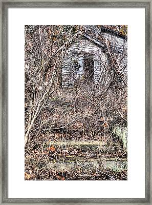 The Righteous Path Framed Print by JC Findley