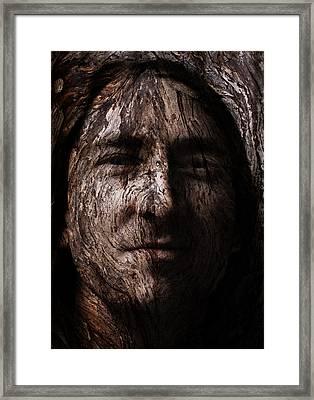 The Rings Of Time Framed Print