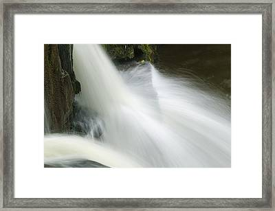 The Second Lahuarpia Falls, Lahuarpia Framed Print by Nigel Hicks