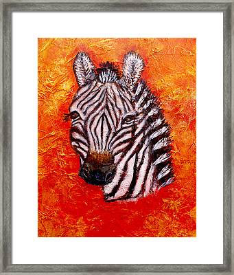The Seen And Unseen Framed Print by The Art With A Heart By Charlotte Phillips