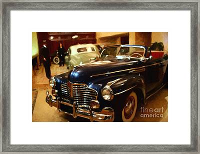 The Showroom - 7d17425 Framed Print by Wingsdomain Art and Photography