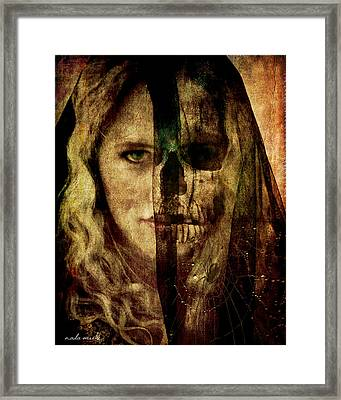 The Shroud Framed Print