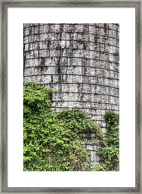 The Silo Framed Print by JC Findley