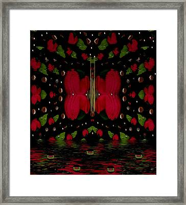 The Sky Is Not The Limit Framed Print by Pepita Selles