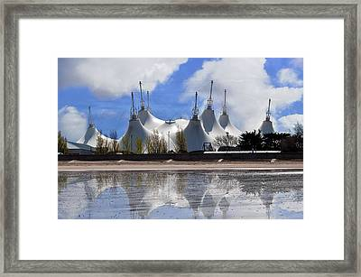 The Skyline Framed Print by Paul Howarth