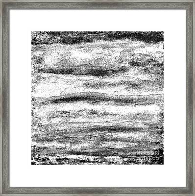 The Slopes  Framed Print