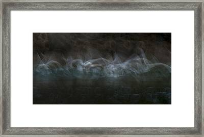 The Souls Of Dead Sailors Framed Print by Andy Astbury