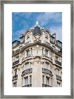 The Splendor Of Paris Framed Print by Kent Sorensen