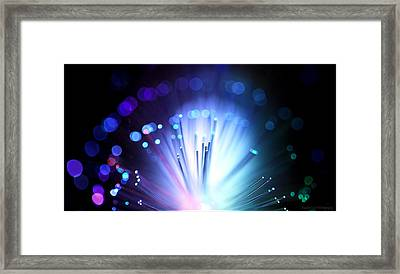 The Stars From Within Framed Print