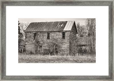 The Tavern Framed Print by JC Findley