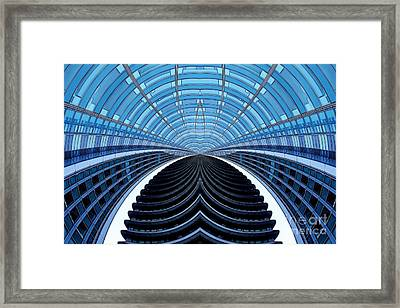 The Theather  - Archifou 28 Framed Print by Aimelle
