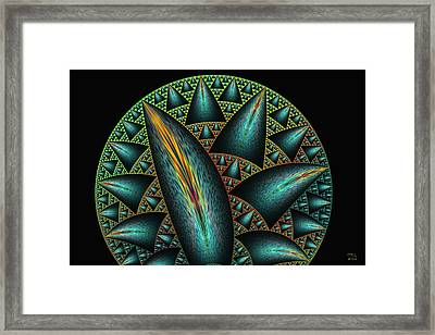 The Third Age Of Mankind Framed Print