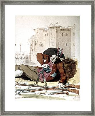 The Third Estate, 1792 Framed Print by Granger