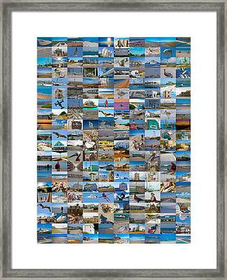The Topsail Island 200 Framed Print