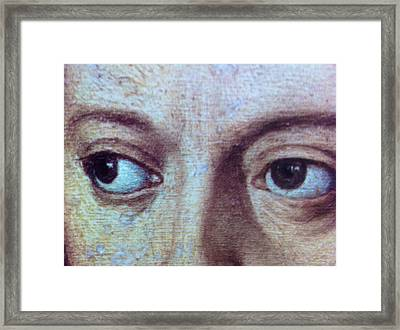 The Truth Is There  Framed Print by Paul Washington