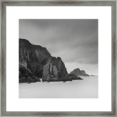 The Undiscovered Planet Framed Print