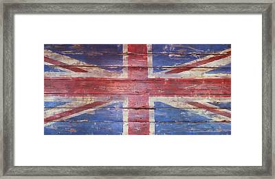 The Union Jack Framed Print