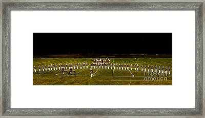 The United States Marine Band Framed Print by Robert Bales