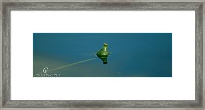 The Unknow Framed Print by Carolina Artemis Tamvaki
