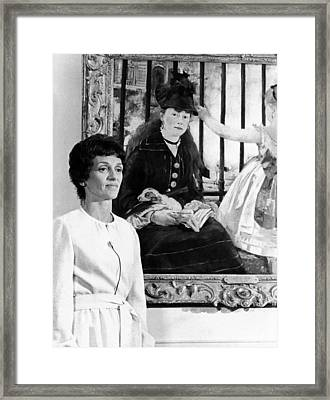 The Vice Presidents Wife, Joan Mondale Framed Print by Everett