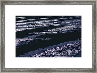 The Wadden Sea Framed Print