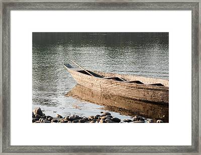 Framed Print featuring the photograph The Wait by Fotosas Photography