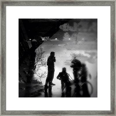 The Waterboys Framed Print