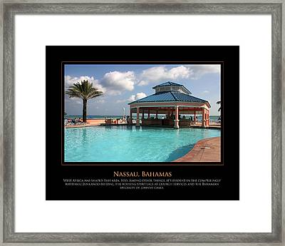 The Way Life Should Be Framed Print by Jim McDonald Photography