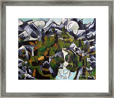 The Weeping Wood Framed Print