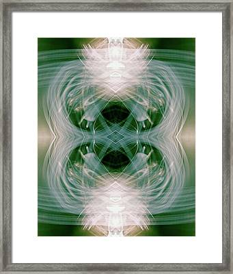 The Welcome Framed Print by Taylor Steffen SCOTT