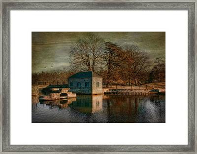 The West Side Framed Print by Robin-Lee Vieira