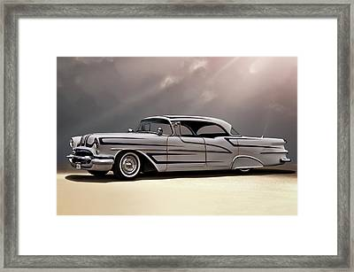 The White Whale Framed Print by Douglas Pittman