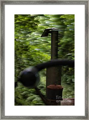 The Wind Doth Blow Framed Print by The Stone Age