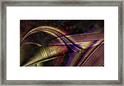The Witching Hour Framed Print by Dan Turner