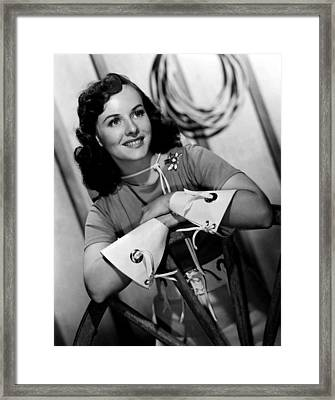 The Women, Paulette Goddard, 1939 Framed Print by Everett