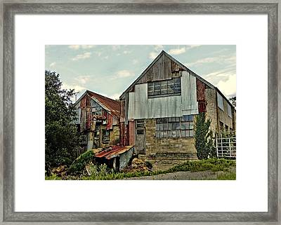 The Woodmill Framed Print