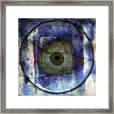 Then Along Came Deliverance Framed Print by Fania Simon