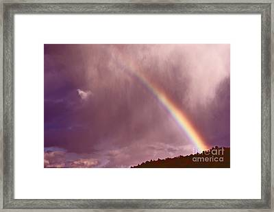 There Is Always Hope  Framed Print by Aimelle