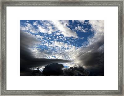 There's Always A Promise Framed Print