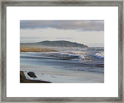 Thinking Of You Framed Print by Pamela Patch