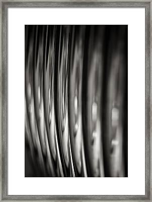 Thinking Time Framed Print by Nigel Jones