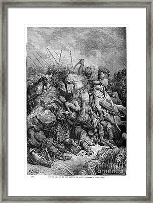 Third Crusade, 1191 Framed Print by Granger