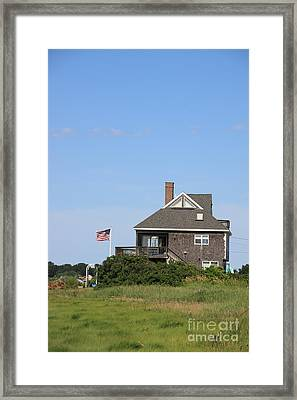 This Is America Framed Print by Michael Mooney