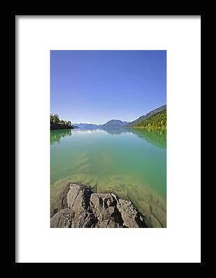 Harrison Hot Springs Framed Prints