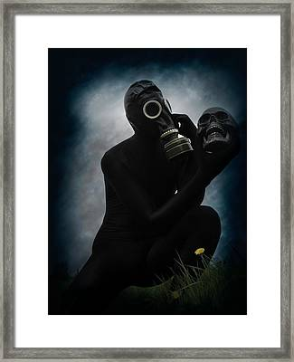 This Is The End 03 Framed Print by Michael Knight