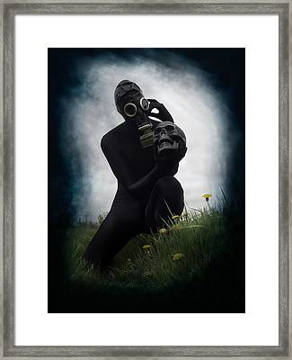 This Is The End 04 Framed Print by Michael Knight