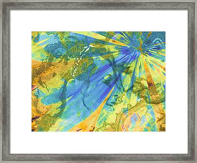 This Kind Of Love Framed Print