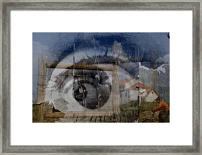 This Land Is Mine '11 Framed Print by Goncalo Castelo Branco